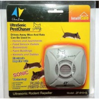 Эффективный ультразвуковой отпугиватель мышей и крыс 810+B (оригинал). Защита от грызунов