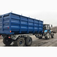 Прицеп тракторный (зерновоз) нтс-16, нтс-10, нтс-5, 2птс-9