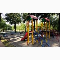 Детские игровые и спортивные площадки от производителя