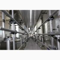 Действующий завод по производству родниковой воды в Болгарии