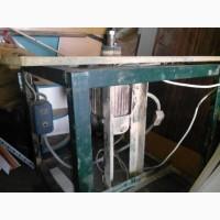 Шлифовально-фрезерный станок по ДСП, дереву с барабаном
