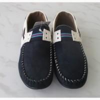 Школьные мокасины, туфли, 23см