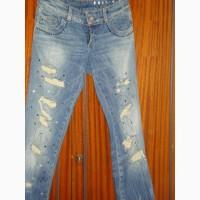 Freesoul джинсы женские голубого цвета 44/S размер-size