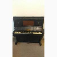 Продам старинное немецкое пианино G. Schwechten