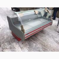 Витрина холодильная Технохолод Невада 2 метра б/у (динамическое охлаждение)