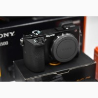 Sony Alpha а6500 цифровая фотокамера с 16-50 мм объектива