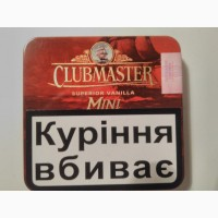 Сигары Clubmaster Mini Red20
