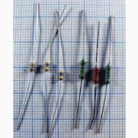 За 180 Грн. продаётся набор выводных резисторов 0.125вт 5% 152 номинала по 10 шт. каждого