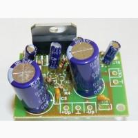 Моно УНЧ на микросхеме TDA7294 100 ватт или на TDA7293 170w
