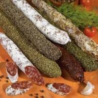 Итальянская салями Негрони Salame Nostranello Negroni Итальянская салями Негрони Salame