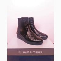 Ботинки женские IMAC ROSE YQ53 черные лаковая кожа размер 37