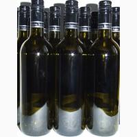 Бутылки производства Италии разного цвета стекла