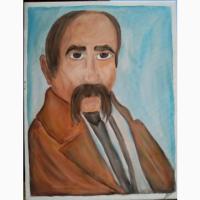 Продам картину ручної роботи Тарас Григорович Шевченко
