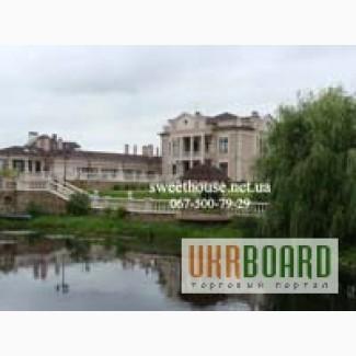 Продажа элитного дома в Конче Заспе на Дамбе с выходом на воду, 100%готовности