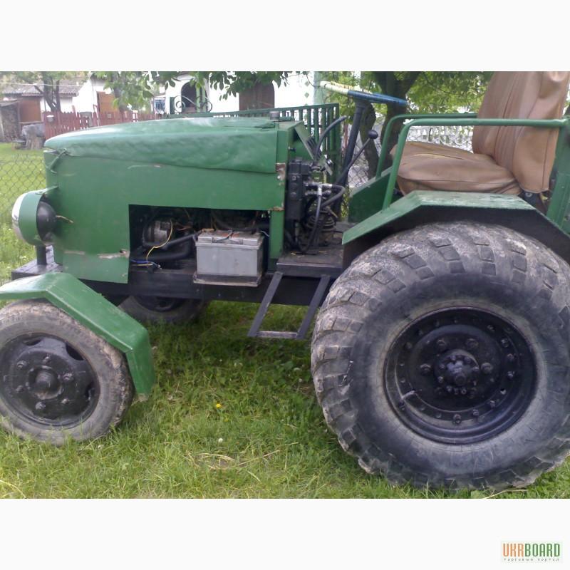 Купить Колесный трактор ВТЗ-30СШ ТОП-ТОП с кузовом: цена.