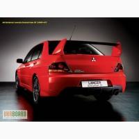 Фонари задние к Mitsubishi Lancer Evolution VII. VIII. IX 2000-2005 г