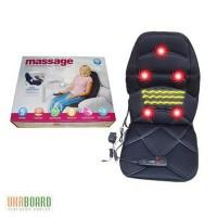 Автомобільна накидка Топпер (Massage seat topper)