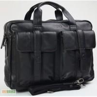 Продается стильная большая мужская сумка из натуральной кожи NAPPA