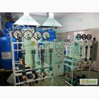 МЕЛЬДОНИЙ: эффективная технология и электродиализная установка для производства