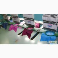Компьютерная вышивка, изготовление шевронов