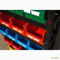 Ящики складские лотки пластиковые лоток складской ящик купить в Киеве