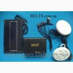 Современный набор из ламп и солнечной зарядки GDLITE GD-8006 (4000 мАч), солнечная система