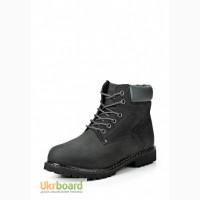 Продам теплые кожаные ботинки-тимберленды Reflex