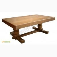 Массивный дубовый стол, Стол Дубовый