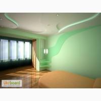 Как сделать ремонт потолка в квартире