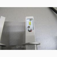 Светодиодная автомобильная лампа Н1 G7 седьмого поколения - с пассивным радиатором