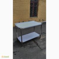 Распродажа мебели из нержавейки для общепитов (кафе, ресторанов, столовых)