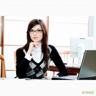 Работа онлайн- менеджером