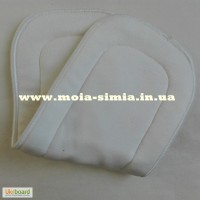 Вкладышы/Вкладка СУПЕР-БАМБУК 5 шарів для багаторазових підгузників