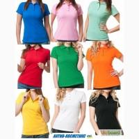 Женские футболки Polo от производителя (с 42-50)
