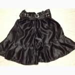 Нарядная летняя юбка для девочки с поясом
