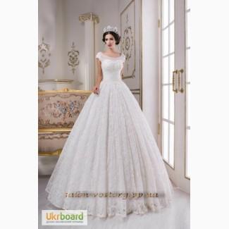 Новое свадебное платье недорого