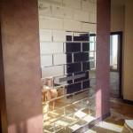 Зеркальная плитка любых размеров