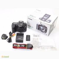 Canon EOS 7D APS-C кадр DSLR Цифровая камера