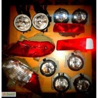 Туманка туманки галогенка фонарь заднего хода Мицубиси Паджэро Паджеро спорт Л200