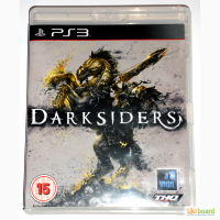 Darksiders PS3 диск