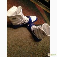 Боксерки Nike HyperKO сине-белые! НОВЫЕ! 42 размер