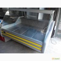 Продам витрины холодильные б/у длиной - 1, 3- 1, 6 м