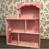 Кукольный домик - это мечта любой девочки