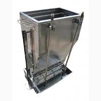 100% нержавейка. Кормовые автоматы для кормления поросят увлажненным кормом КСВ124