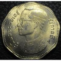 Таиланд 5 бат 1972