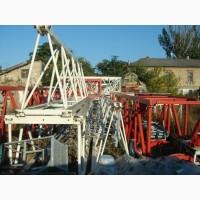 Продаем башенный кран TEREX CTT 141A-6 TS, 6 тонн, 2008 г.в