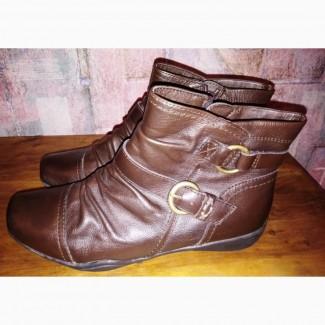 Кожаные ботинки Footglove, 36р