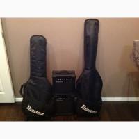 Продам гитары ибанез и эпифон