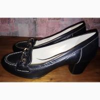 Кожаные туфли Geox, размер-38р