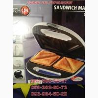 Бутербродница сэндвичница мини пицца гренки поджаренный батон горячий бутерброд сэндвич